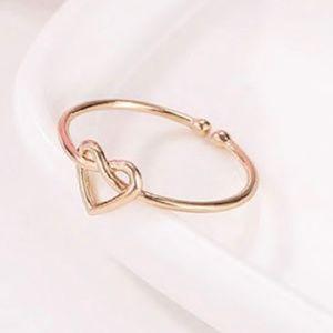Rose gold ring ♥️